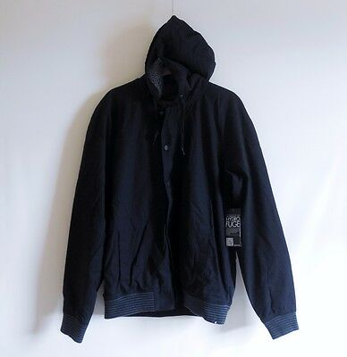 Hurley All City Sherpa Water Repellent Men's Jacket Size L New
