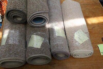 Bundle Of Six Beige Rugs, All Good Quality Carpet Brand New 70% Off #5050