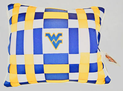 West Virginia University Tooth Fairy Pillow     Wvu Official Licensed Product
