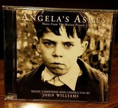 Angela's Ashes CD Original Motion Picture Soundtrack by John Williams (1999)