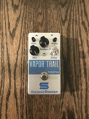 Seymour Duncan Vapor Trail Delay Guitar Effect Pedal