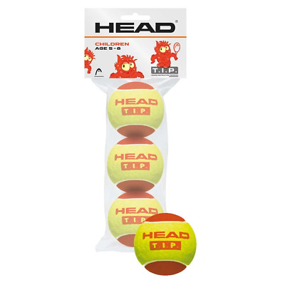 Head T.I.P. Red 3 ball pack