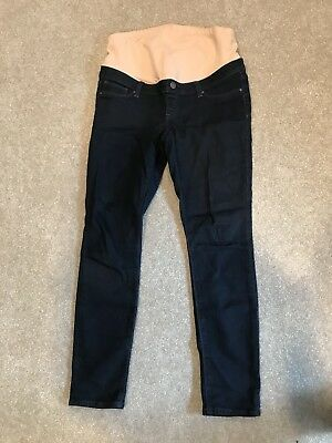 Maternity Skinny Jeans By Jeans West Size 12