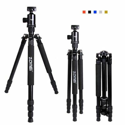 Zomei Z888 Cameras Tripod Monopod With Ball Head Quick Release Plate+free bag SS