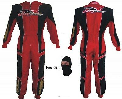 Go Kart Race Suit Pack CIK/FIA Level 2(Free gifts included)
