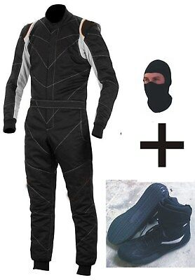Go Kart Race Suit Pack  With Free Gift