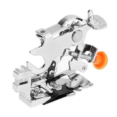 Common Ruffler Presser Foot Sewing Machine Attachment Part for Janome Brother