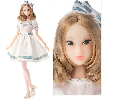 Sekiguchi momoko Doll Shirley Temple WHITE LILY dress from Japan F/S