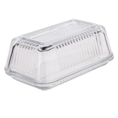 NEW Pasabahce Butter Dish