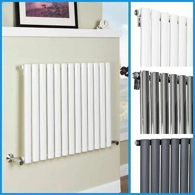 Horizontal Vertical Designer Radiator Flat Column Oval Panel Rad Central Heating
