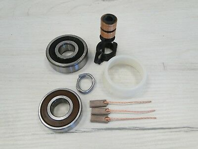 2ARK116 NEW REPAIR KIT with GENUINE BEARINGS 6303 6203 FOR BOSCH ALTERNATOR