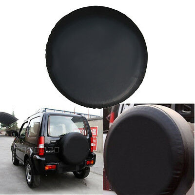 "16inch 4x4 4WD Black Spare Wheel Tyre Cover Fit Car Tire's Φ 76~79cm (30""-31"")"