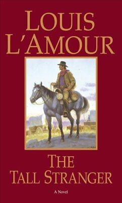 The Tall Stranger by Louis L'Amour 9780553281026 (Paperback, 1999)