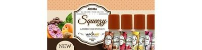 Squeezy  Aromi concentrati by Vaporart  5x10 ml