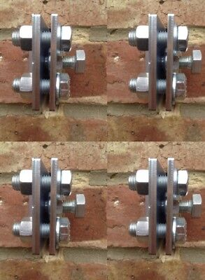 4 X BRICK BRACE SAFETY TOOLS,Strong Acrow Prop Attachment Prop Boys Mate,Boy