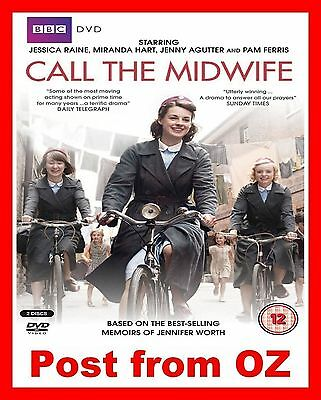 Call the Midwife: New R4 DVD-BBC TV Series 1 One Memoirs of Jennifer Worth book