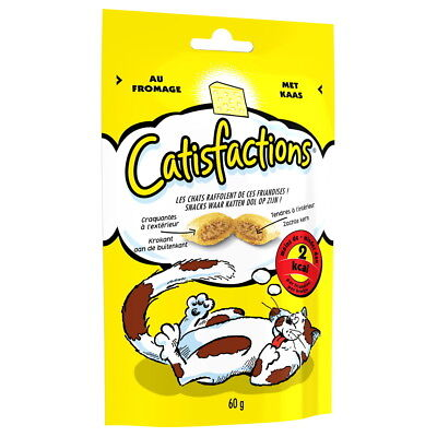 Friandises au Fromage - Catisfactions - 60g