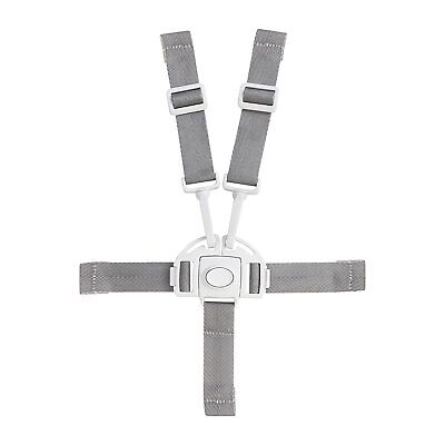 High Chair Seat Safety Belt Strap Harness Hi- Q replacement for HighChair Graco.
