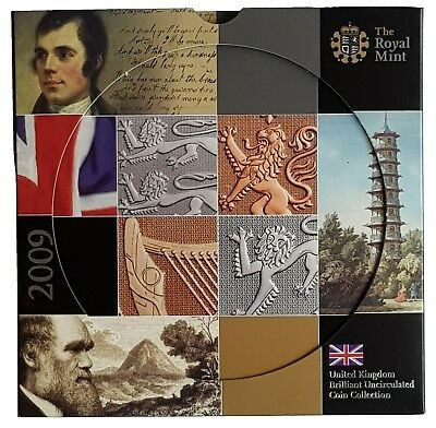 2006 - 2018 Uk Royal Mint Brilliant Uncirculated Coin Set - Choose Your Year!