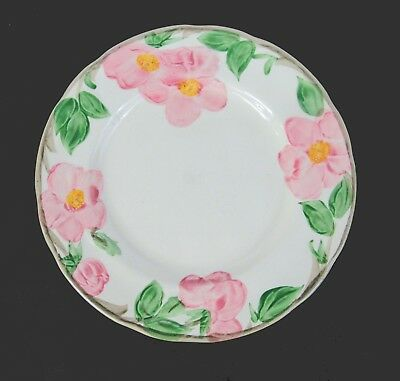 "Franciscan DESERT ROSE Luncheon Plate 9.25"" ENGLAND 8 Available"