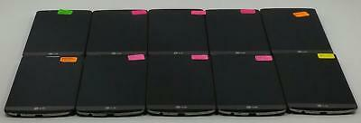 Lot of 10 LG G3 D852 Unknown Carrier Android Smartphone Cellphone BULK 299