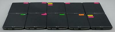 Lot of 10 LG G3 D852 Unknown Carrier Android Smartphone Cellphone BULK 301