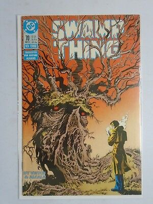 DC Swamp Thing # 70 7.0 (1988) 2nd Series
