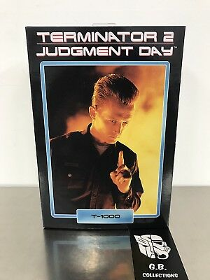 NECA Terminator 2 Judgment Day Ultimate T-1000 New Sealed
