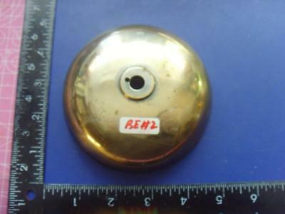 Bell for long case clock,   REF:BE#2  112mm accross 35mm high