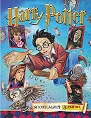 Sticker Album Harry Potter - Panini - Como nuevo
