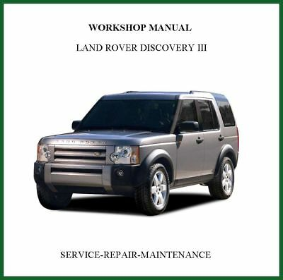 Discovery workshop user manuals download user manuals pdf array land rover discovery 3 lr3 2005 2006 2007 2008 service manual rh picclick com fandeluxe Images