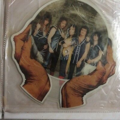 "Dio The Dio E.P. Rare EX 1986 Limited Edition 10"" Shaped Picture Disc DIOP 710"