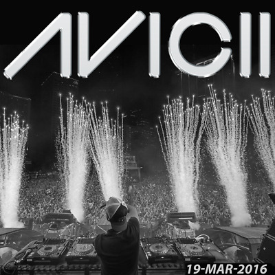 Avicii - Live @ Ultra Music Festival 2016 + UMF 2015 (Miami) - - [2 AUDIO CD's]