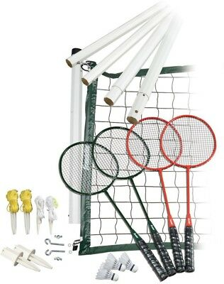Franklin Classic Series Badminton Set outdoor backyard shuttlecocks sports game