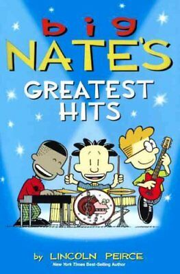 Big Nate's Greatest Hits by Lincoln Peirce 9780606365437 (Hardback, 2015)