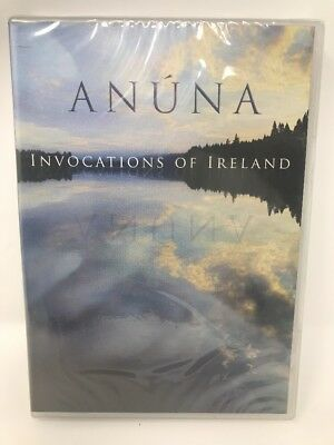 Anuna: Invocations of Ireland DVD - Irish Choral - Dublin - Michael McGlynn