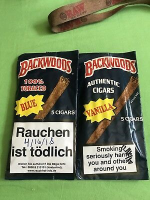Foreign/Exotic Backwoods (grape, vanilla, blue, banana, rum, port, wine)