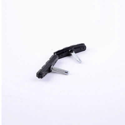 2x Mountain Road Bicycle Cycling Folding Bike V Brake Pads Holder Rubber Shoes