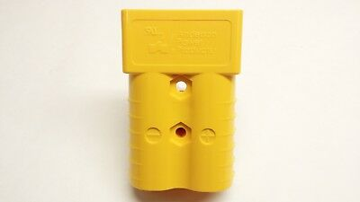 914 Anderson Original SB 350 Battery Connector Housing Yellow