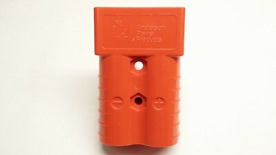 932 Anderson Original SB 350 Battery Connector Housing Orange