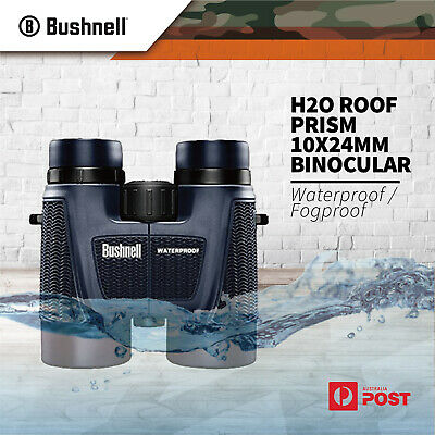 Bushnell H2o Waterproof / Fogproof Roof Prism 10 X 42mmbinocular 150142