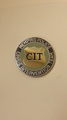 NEW Memphis Police Department Crisis Intervention Team Pin