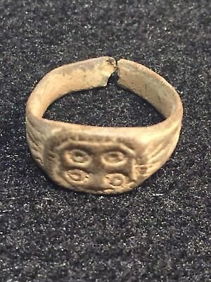 Ancient Roman Rings, Circa 1st-3rd Century, AD. Check Out The Details
