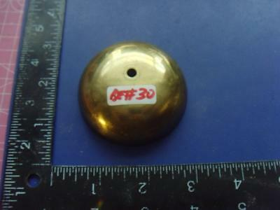 Bell for  clock,   REF:BE#30  63mm accross 23mm high
