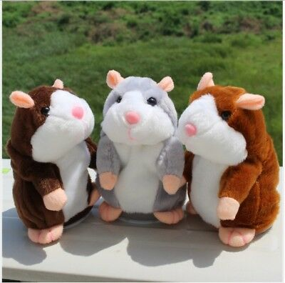Talking Mouse Toy Hot Speak Talking Sound Record Educational Toy for Children