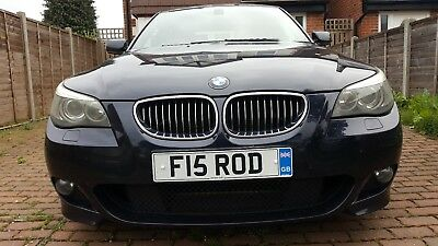 Bmw 550i M Sport Lpg Not M5535 780000 Picclick Uk