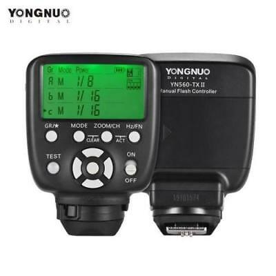 YONGNUO YN560-TX II Wireless Flash Controller Trigger for Canon