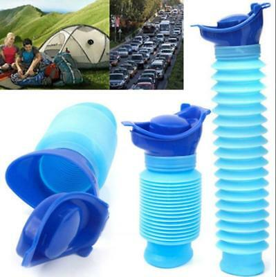 750ml Male Female Reusable Portable Outdoor Car Travel Pee Urinal Urine Toilet