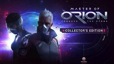 Master of Orion Collector's (COMPLETE) Edition Steam (PC) -  Region free -