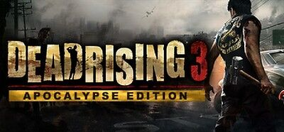 Dead Rising 3 Apocalypse Edition Steam Key (PC) - Region Free -